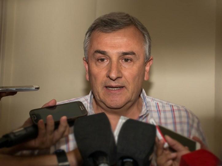 Histórico. A poco de la asunción de Morales como Gobernador de Jujuy, detienen a Milagro Sala