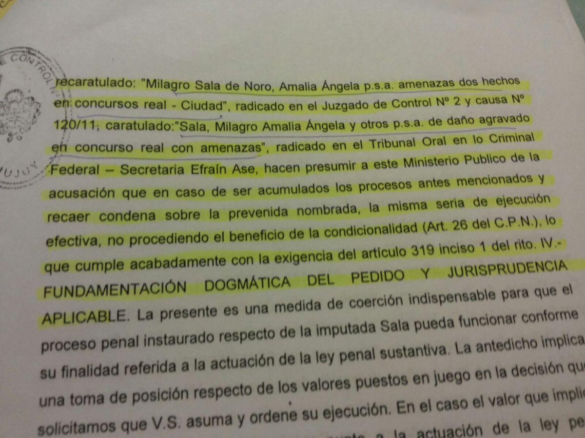 """¿Por qué está detenida Milagro Sala? Causas judiciales. """"No es presa política"""" #Jujuy"""