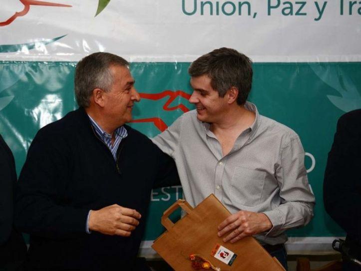 Morales y Peña en Humahuaca