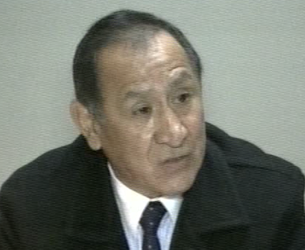 Juez Cruz
