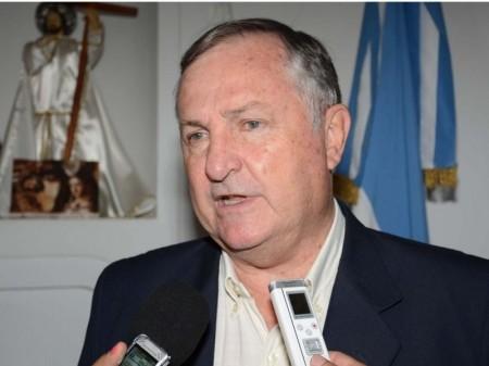 Agustín Perassi, ministro de Gobierno y Justicia
