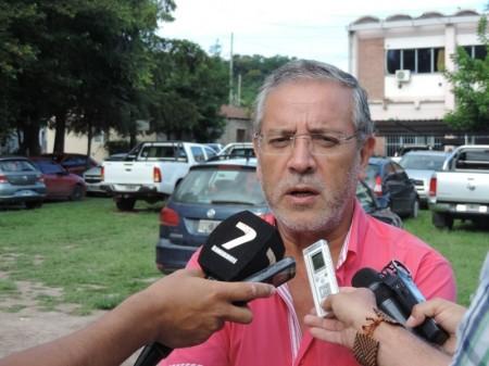 Juan Carlos Abud Robles, ministro de Desarrollo Económico y Producción