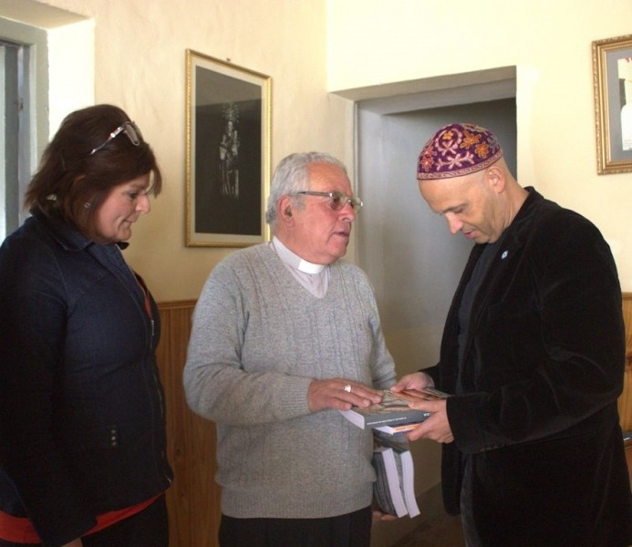 Zigarán, Olmedo y Bergman