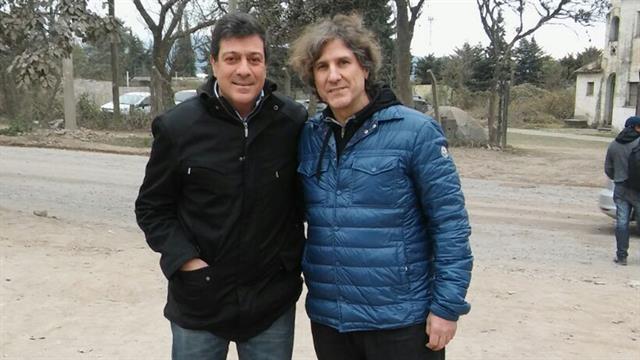 A fines de julio, Mariotto y Boudou visitaron a Sala en el penal de mujeres del barrio Alto Comedero.