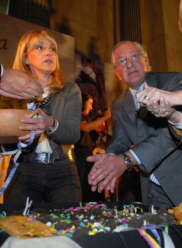Liliana y Eduardo Fellner