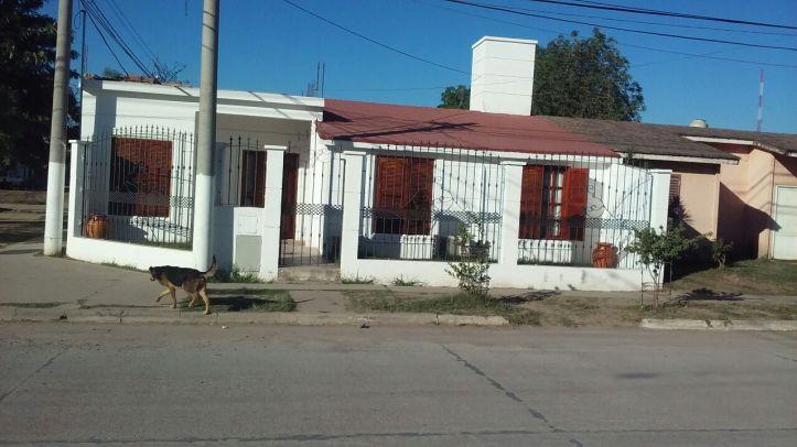La casa de Alejandra Martínez